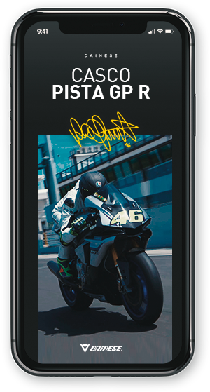 iphone x Valentino Rossi stories instagram - PAZART Produzioni Video Milano, Varese, Lugano